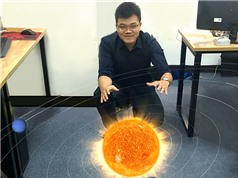 Magicbook: Sách 4D tương tác thực tế ảo về vạn vật