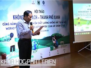 Live and Learn xây dựng mạng lưới cộng đồng cải thiện chất lượng không khí tại Hà Nội