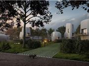 Những ngôi nhà in 3D có thể ở được ở Hà Lan