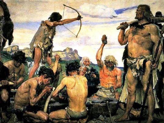 Chiến tranh cổ đại giết chết hầu hết đàn ông