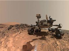 Phát hiện hợp chất hữu cơ trên sao Hỏa