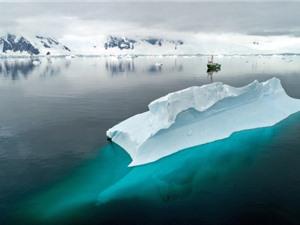 Nam Cực đã mất 3 nghìn tỉ tấn băng