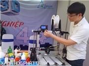 Sinh viên Bách khoa TPHCM chế tạo máy in 3D giá rẻ