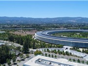 Mọi nhân viên của Apple giờ đây đều có bàn làm việc đứng