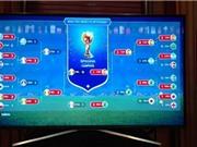 Dùng toán xác suất và 100.000 mô phỏng, máy tính tìm ra nhà vô địch World Cup