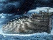 Thực đơn bữa ăn tối cuối cùng trên con tàu Noah có thể được tái hiện