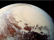 Giả thuyết mới về sự hình thành của sao Diêm Vương