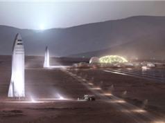 Cựu phi hành gia không tin SpaceX đưa được con người lên sao Hỏa
