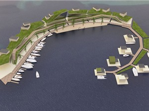 Xây dựng quốc gia nổi đầu tiên trên thế giới giữa Thái Bình Dương