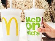 McDonaldS' ngừng sử dụng ống hút nhựa  tại Anh và Ireland