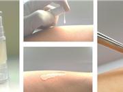 Vết thương nhanh lành nhờ băng dán ứng dụng tế bào gốc nhung hươu