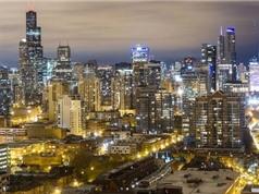 Những thành phố ô nhiễm ánh sáng nhất thế giới