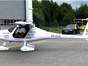 Na Uy thử nghiệm thành công máy bay chạy bằng điện