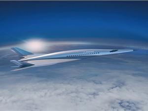 Máy bay chở khách siêu thanh của Boeing có thể đạt vận tốc Mach 5
