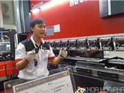 Triển lãm và trình diễn thiết bị, công nghệ hiện đại trong ngành cơ khí chính xác
