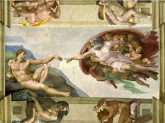 """Tìm hiểu nghệ thuật Phục Hưng: Nhà nguyện Sistine và bức """"Chúa Trời tạo ra Adam"""""""