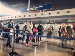 Pháp: Các sân bay Paris áp dụng hệ thống nhận dạng khuôn mặt mới