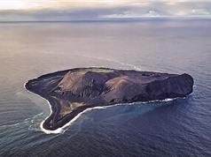 Hòn đảo bí hiểm hình thành từ năm 1963, không ai được phép ghé thăm