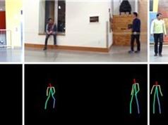 Công nghệ thông minh nhìn xuyên tường để theo dấu và nhận dạng người