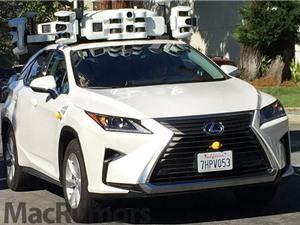 Nhân viên người Trung Quốc của Apple đánh cắp bí mật xe tự lái
