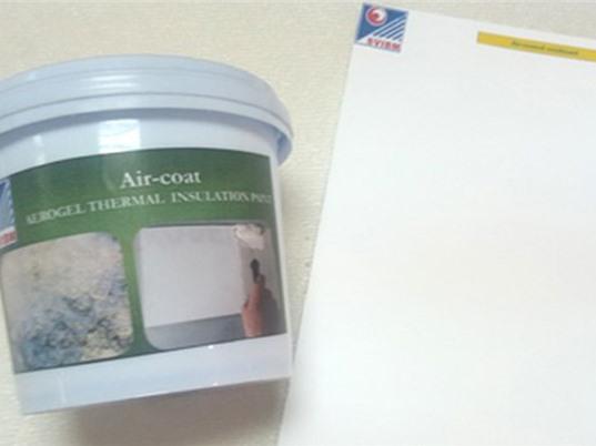 Nghiên cứu thành công sơn cách nhiệt từ silica aerogel