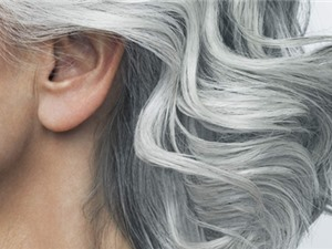 Nguyên nhân khiến tóc người chuyển sang màu trắng khi về già