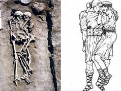 Hài cốt đôi vợ chồng ôm chặt nhau suốt 3.000 năm