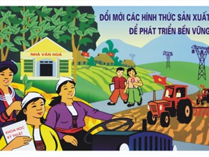 Tổng kết Chương trình KHCN phục vụ xây dựng nông thôn mới