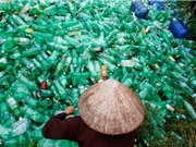 Việt Nam lo ngăn chặn rác sau khi Trung Quốc cấm nhập phế thải