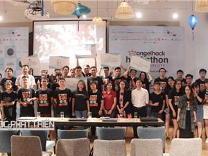 AngelHack Hackathon 2018 Hà Nội: Giải nhất cho giải pháp cho thuê xe tự động