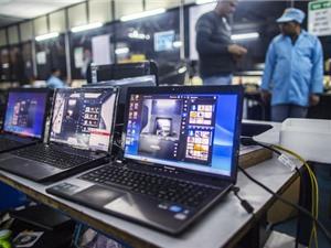 """Doanh số PC lần đầu tăng trưởng sau sáu năm """"cắm đầu"""""""