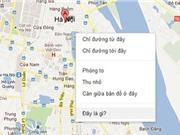 Google Maps ra mắt phiên bản dành riêng cho xe máy tại Việt Nam