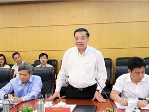 Hội nghị sơ kết phối hợp công tác giữa Bộ KH&CN với Bộ TN&MT về KH&CN trong lĩnh vực TN&MT giai đoạn 2015 – 2020