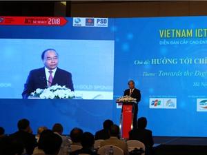 Việt Nam: hướng đến chính phủ và nền kinh tế số