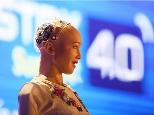 Sophia trí thông minh nhân tạo và những tranh cãi