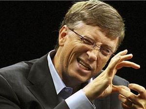 Câu chuyện của Bill Gates: 'May mắn quyết định một nửa thành công'