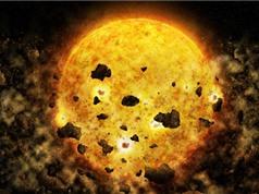 Ngôi sao 'ăn thịt' hành tinh cách Trái Đất 450 năm ánh sáng