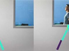 """Camera trí tuệ nhân tạo cho phép """"nhìn"""" xuyên tường"""