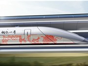 Không chịu thua Mỹ, Trung Quốc cũng ấp ủ dự án Hyperloop để giảm tắc đường