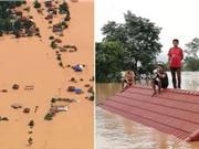 Sự cố vỡ đập ở Lào không gây tác động đáng kể tới đồng bằng sông Cửu Long
