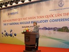 Khai mạc Hội nghị Pháp quy hạt nhân toàn quốc lần thứ 3