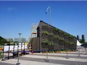 Liên Hợp Quốc trưng bày nhà ở thân thiện với môi trường