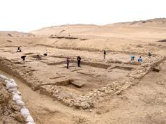 Phát hiện hai công trình bí ẩn gần kim tự tháp Giza