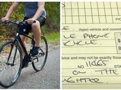 Bị phạt 400 đô vì sử dụng điện thoại khi đang đi xe đạp ở Úc