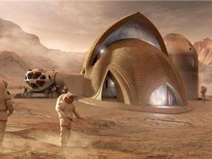 Chiêm ngưỡng loạt mô hình nhà 3D lọt vòng chung kết cuộc thi thiết kế nhà ở trên Sao Hỏa của NASA