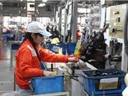 Sản xuất công nghiệp 7 tháng tăng 10,9% so với cùng kỳ năm 2017