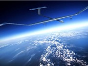 Airbus phát triển máy bay không người lái chạy bằng năng lượng mặt trời