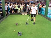 Vòng chung kết cuộc thi robot thế giới 2018