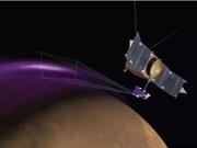 Phát hiện cực quang kỳ lạ trên sao Hỏa