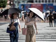 Nhật Bản nắng nóng 41 độ C khiến hàng chục người thiệt mạng